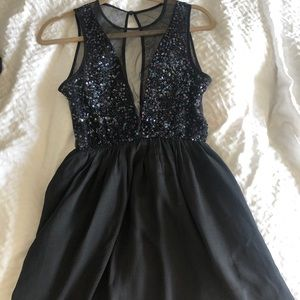 Really cool dress with sparkles